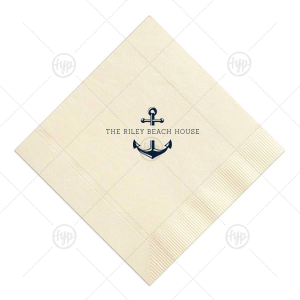 Split Anchor Napkin