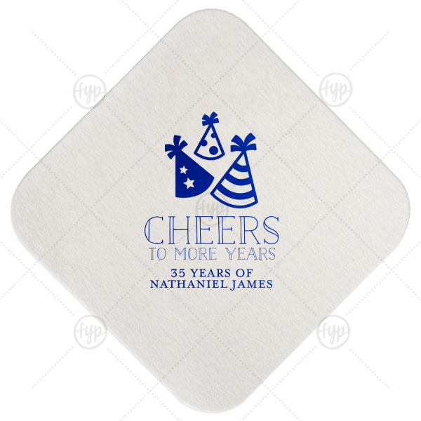 Birthday Cheers Coaster