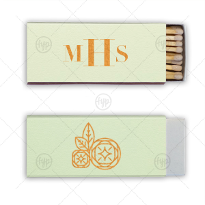 Monogram Match Box