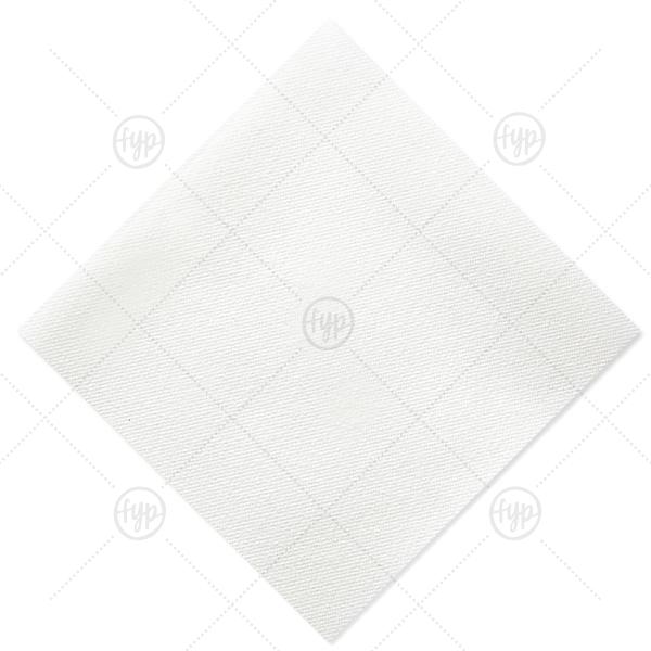 Blank Linen Like Napkin