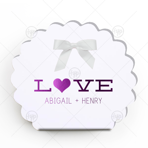 Love Heart Box