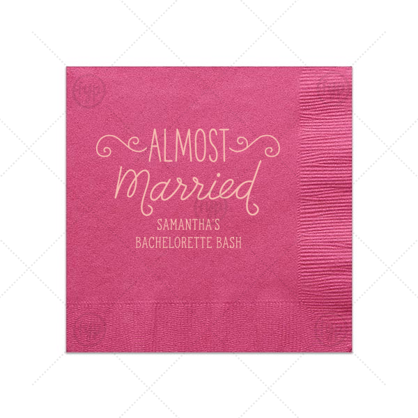 Almost Married Bash Bundle