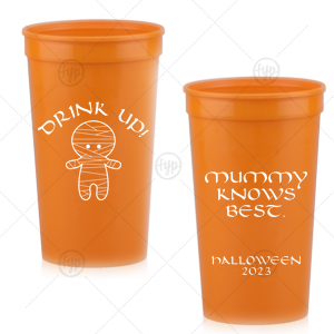 Mummy Knows Best Cup