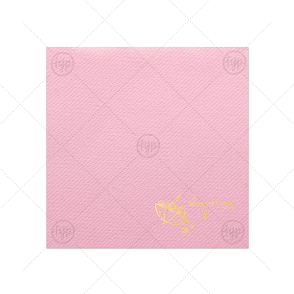 Bridal Shower Umbrella Napkin