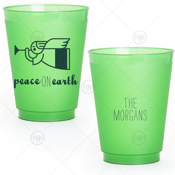 Peace On Earth Cup