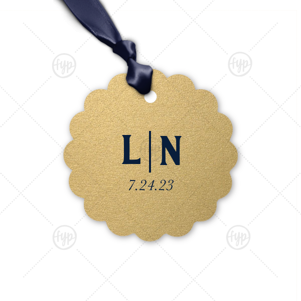 Initial Line Tag
