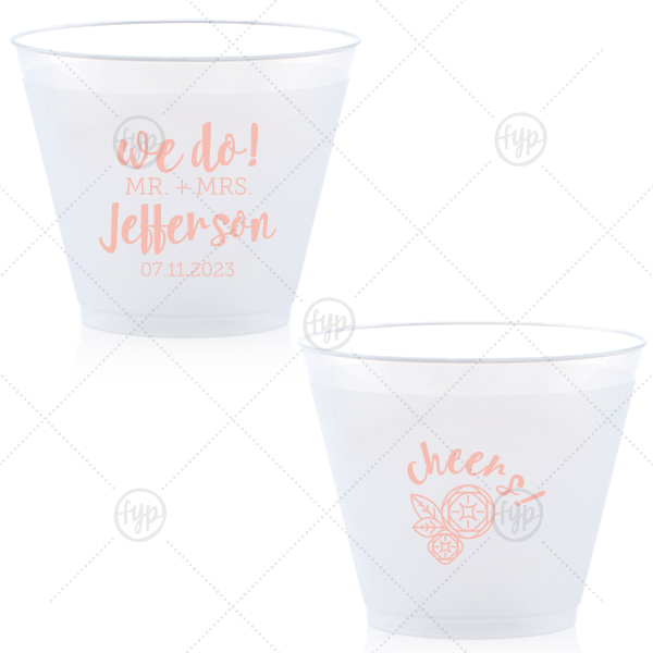 We Do Flower Cup