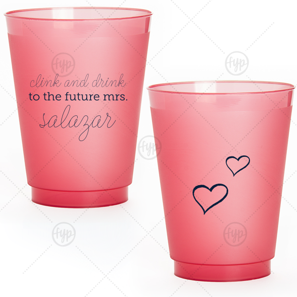 Clink and Drink Cup