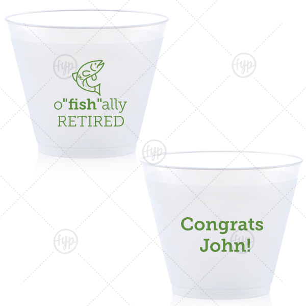 "O""fish""ally Retired Cup"